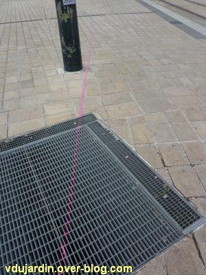 Le voyage à Nantes 2012, 02, le fil rose