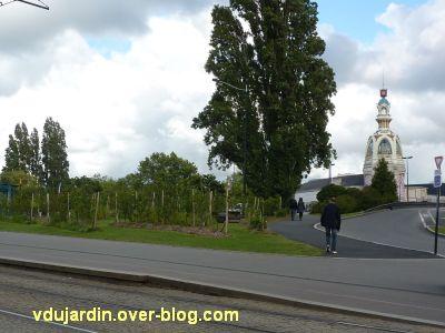 Le voyage à Nantes 2012, 06, point légumes près du lieu unique