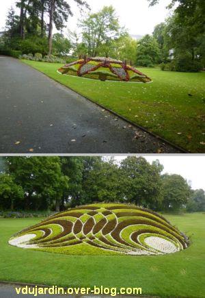 Nantes 2012, le jardin des plantes, 05, des tas fleuris