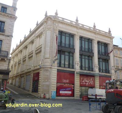 Niort, les galeries parisiennes, 1, vue de trois quarts