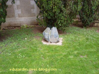 Poitiers, Jeanne-d-Arc de Real del Sarte, 02, le pas de Jeanne