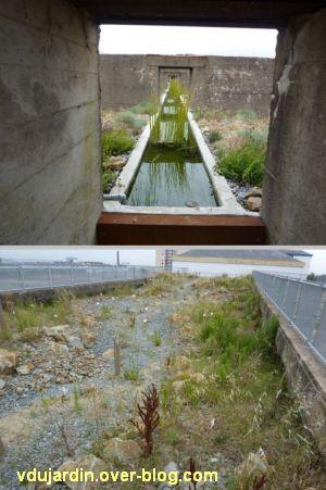 Saint-Nazaire 2012, 08, bassin et jardin du tiers paysage de Gilles Clément