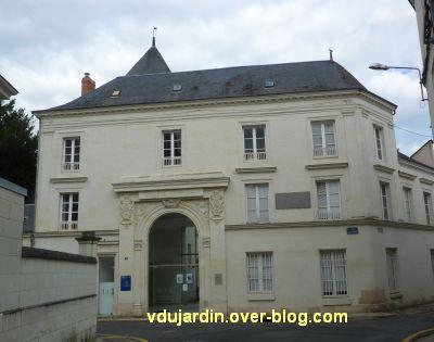 Ancien collège, aujourd'hui école d'art de Châtellerault