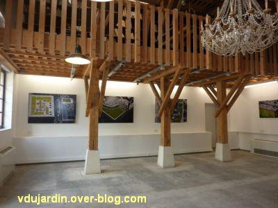 Chaumont-sur-Loire 2012, art, 3, photographie de MacLean