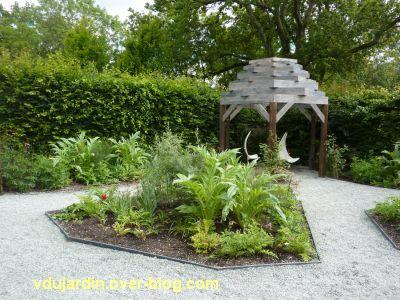 Chaumont-sur-Loire, festival des jardins 2012, jardin 07, 2, à l'intérieur