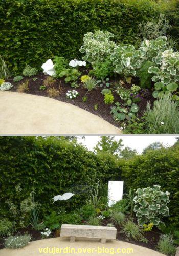 Chaumont-sur-Loire, festival des jardins 2012, jardin 23, 3, plantes et petites bêtes