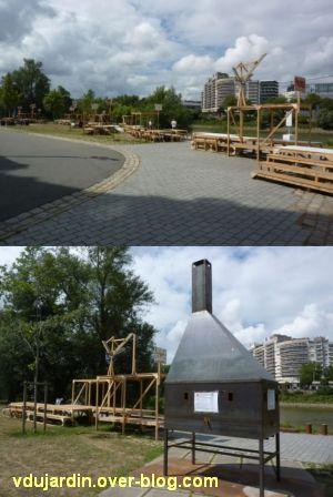 Au centre de l'île de Nantes, 2012, 11, 1000 plateaux près de l'école d'architecture