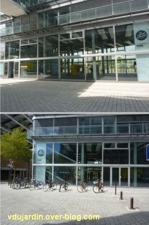 Au centre de l'île de Nantes, 2012, 12, exposition Stockholder dans la galerie Loire