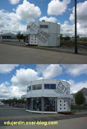 L'ouest de l'île de Nantes 2012, 04, la station Prouvé