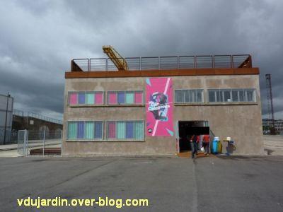 L'ouest de l'île de Nantes 2012, 16, la cale des créateurs