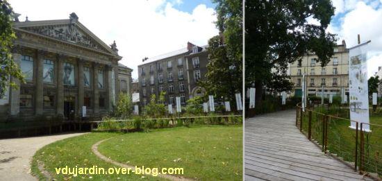 Nantes 2012, suite du circuit en ville, 06, devant le muséum