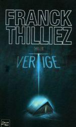 Couverture de Vertige de Franck Thilliez