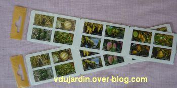 Des timbres verts suremballés