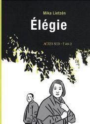 Couverture de Elégie de Mika Lietzén