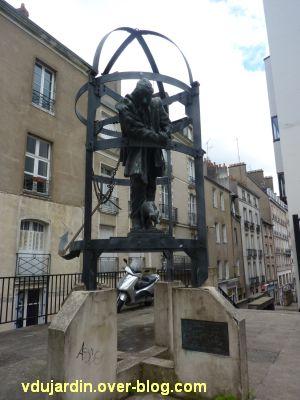 Jules Verne à la médiathèque de Nantes, 1, vue générale
