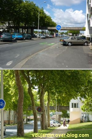 Passerelles de Beaulieu à Poitiers