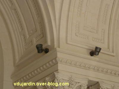 Poitiers, septembre 2012, 03, hôtel de ville, spots en plastique