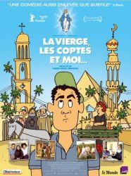 Affiche de La Vierge, les coptes et moi de Namir Abdel Messeeh