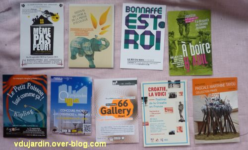 Mon anniversaire 2012 par Capucine O, 3, cartes à publicité