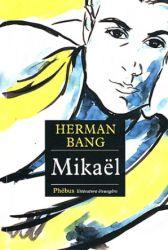 Couverture de Mikaël de Herman Bang