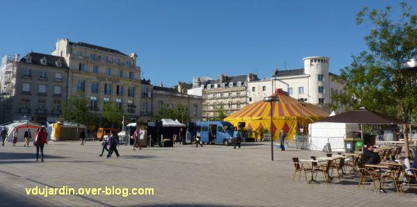 Les Expressifs 2012 à Poitiers, 5 octobre 202 au matin