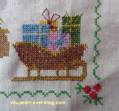 SAL petites affaires du Père Noël 2012, étape 10, détail