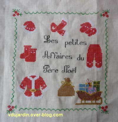 SAL petites affaires du Père Noël 2012, étape 10, tout