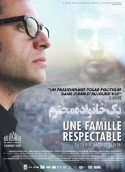 Affiche de Une famille respectable de Massoud Bakhshi