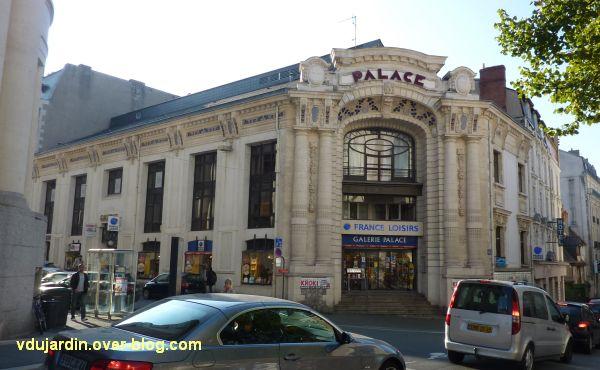 Le Palace à Angers, 1, vue générale