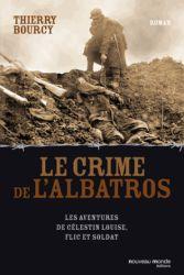 Couverture de Le crime de l'Albatros de Thierry Bourcy