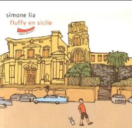 Couverture de Fluffy en Sicile, de Simone Lia