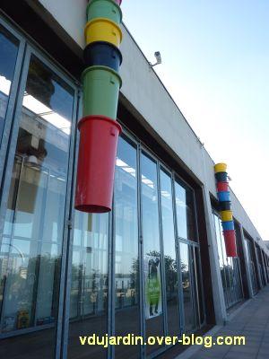 Nantes, exposition chantiers au hangar à bananes