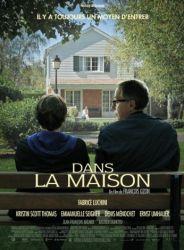 Affiche de Dans la maison de François Ozon