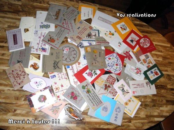 Les enveloppes secrètes