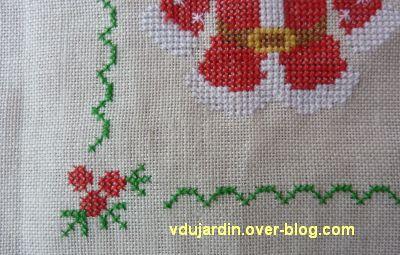 SAL petites affaires du Père Noël 2012, étape 9, détail