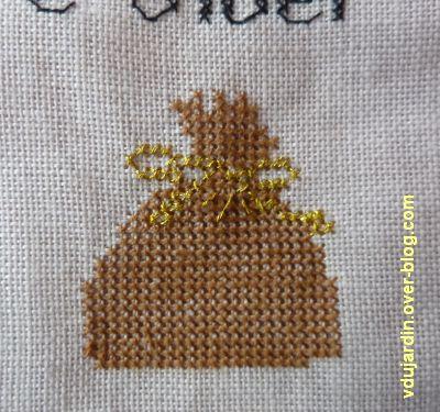 SAL petites affaires du Père Noël 2012, étape 8, détail