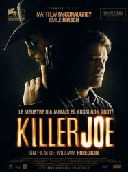Affiche du film Killer Joe de William Friedkin