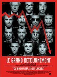 Affiche du film Le grand retournement de Gérard Mordillat