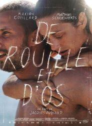Affiche de De rouille et d'os de Jacques Audiard