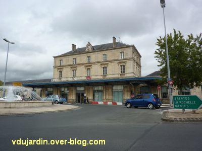 Niort, la gare