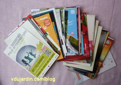 Noël 2012 par Mamazerty, 3, les cartes à publicité