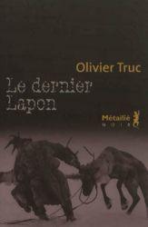Couverture de Le dernier lapon de Olivier Truc