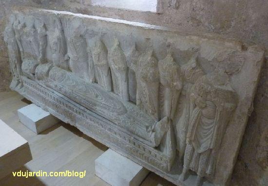 Poitiers, cénotaphe de saint Hilaire, vue générale