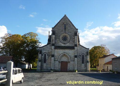 Poitiers, église Sainte-Thérèse