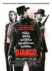 Affiche de Django Unchained de Quentin Tarantino