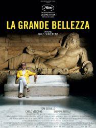 Affiche de La Grande Bellezza de Paolo Sorrentino