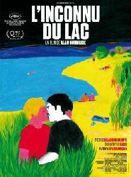 Affiche de L'inconnu du lac d'Alain Guiraudie