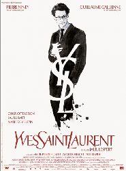 Affiche du film Yves Saint-Laurent de Jalil Lespert