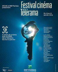 Affiche du festival Télérama 2014