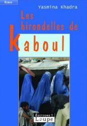 Couverture de Les hirondelles de Kaboul de Yasmina Khadra